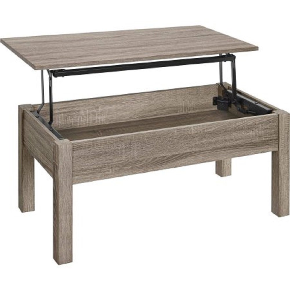 Mainstays Unique Innovative Lift-Top Coffee Table (Sonoma Oak)
