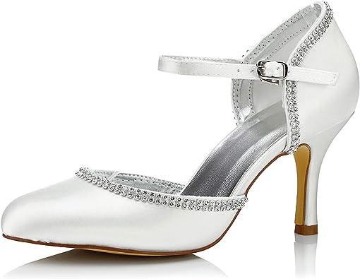 JIAJIA KA31B24S Women's Bridal Shoes