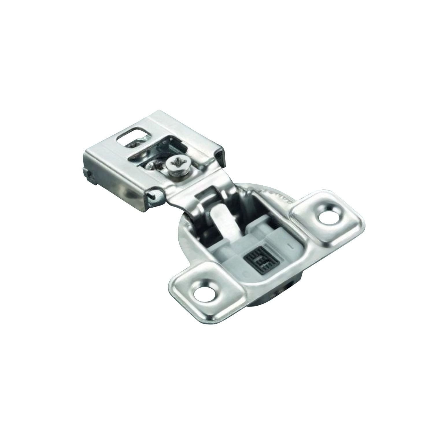 Salice 106-degree 1/2-inch Overlay Soft-close Knock-in Face Frame Hinge (Case of 25)