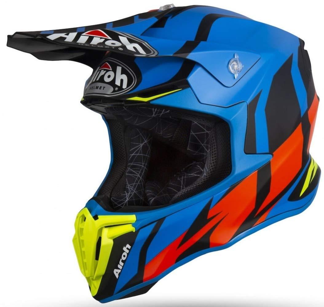 Airoh Helm Twist Great Grau Gloss