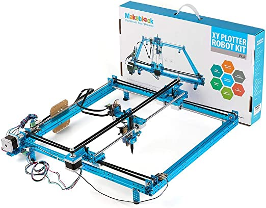 Amazon.es: XY Plotter Robot Kit with Electronic Modules