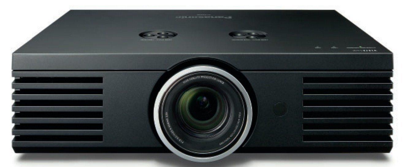 Panasonic PT-AE4000U 1600 Lumen LCD Home Theater Projector