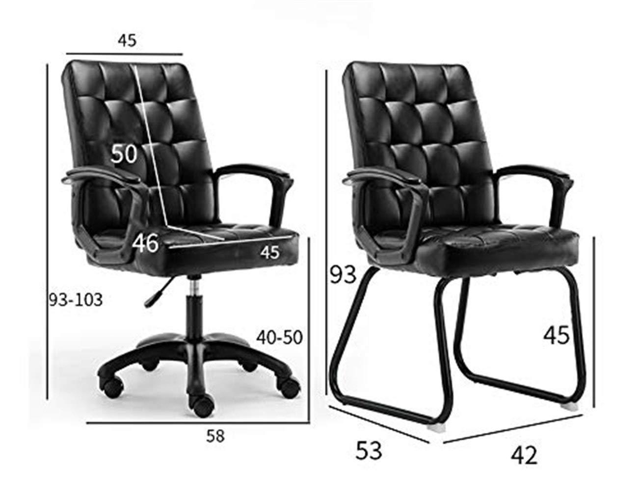 Kontorsstol konferensstol mottagningsstol massage vridstol hushållssängel inlärningsstol datorstol GMING grå