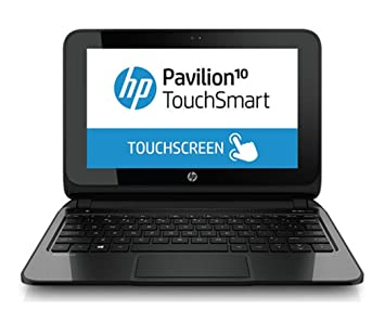 """HP Pavilion TouchSmart 10-e000es Negro, Plata Portátil 25,6 cm (10.1"""""""