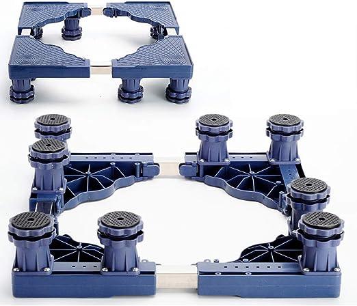 Mfnyp Lavado Base de la máquina Pedestal, 8-12 Patas de Soporte ...