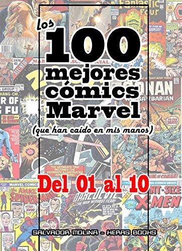 Los 100 mejores cómics Marvel PDF