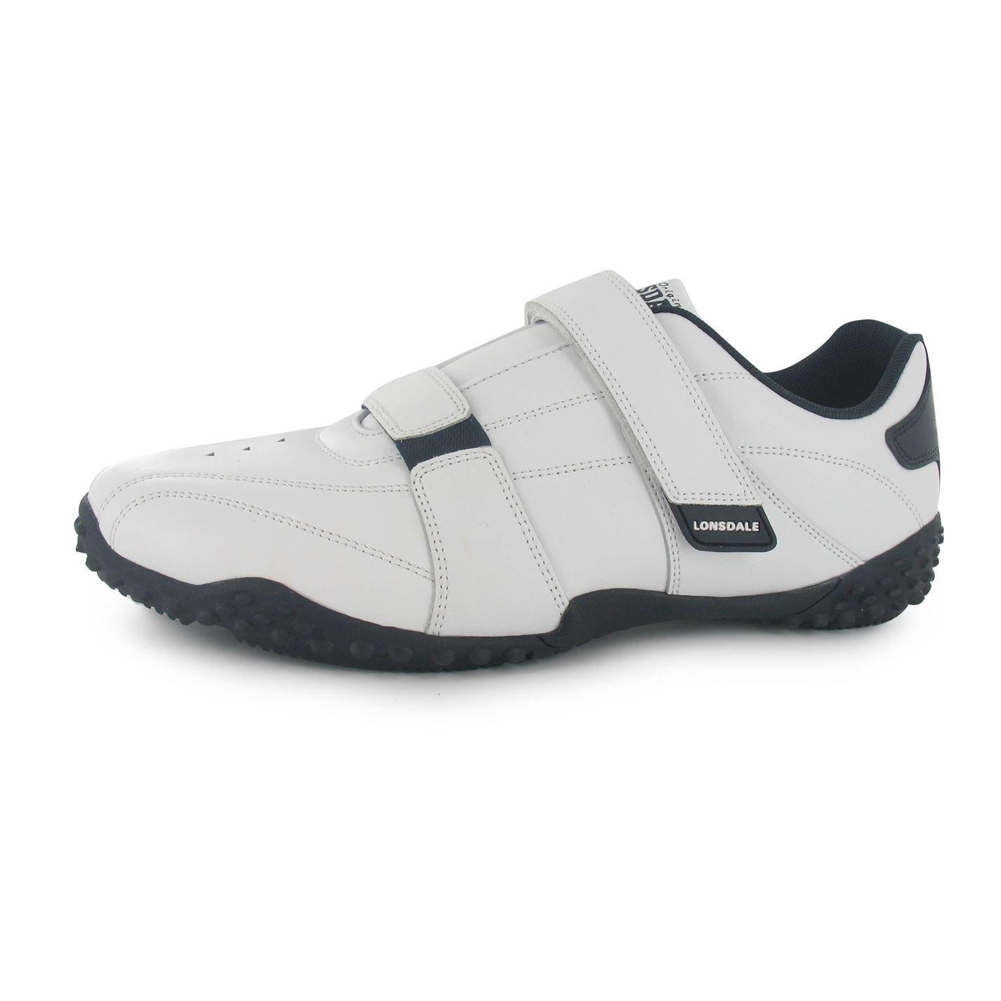 Lonsdale Herren Turnschuhe Sneakers Trainers Schuhe Freizeit Sport NEU Fulham 59
