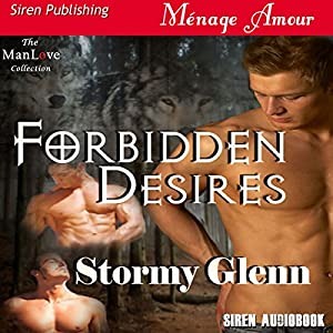 Forbidden Desires: Tri-Omega Mates 2 Audiobook
