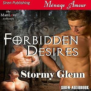 Forbidden Desires: Tri-Omega Mates 2 Hörbuch