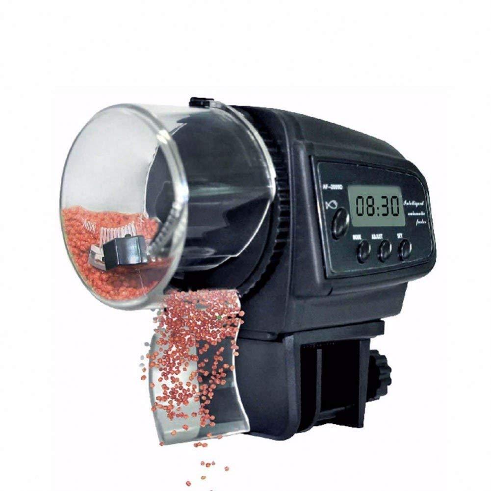 GFEU Smart Acuario alimentador automático de Peces, dispensador de Alimentos para Acuario: Amazon.es: Productos para mascotas