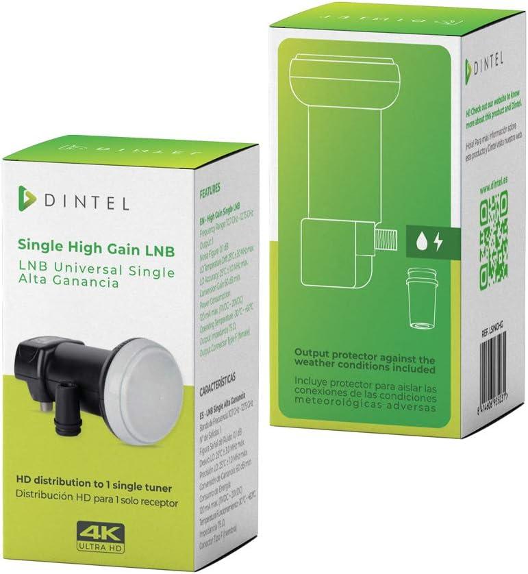 Dintel 95994 Universal Single Alta Ganancia