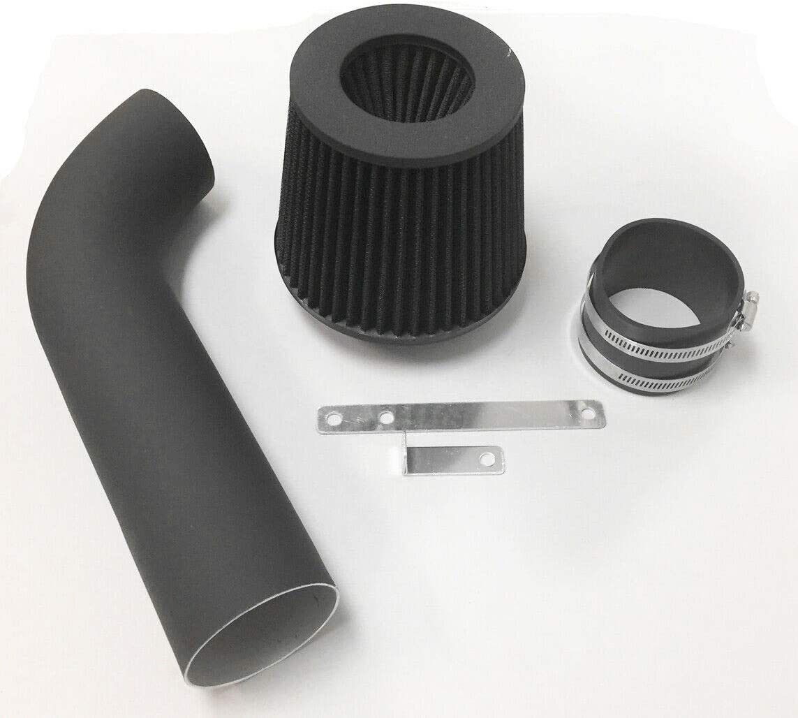 Black Accessories with Blue Filter Performance Air Intake Filter System for 1997 1998 1999 2000 2001 2002 2003 Dodge Dakota Durango with 3.2L 3.9L 5.2L 5.9L engine