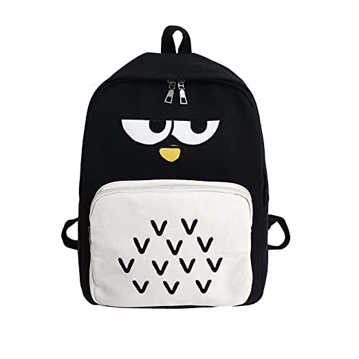 606daad96e3d Amazon.com: 〓Londony〓 Backpack Child Baby Boy Girl Penguin Cartoon ...