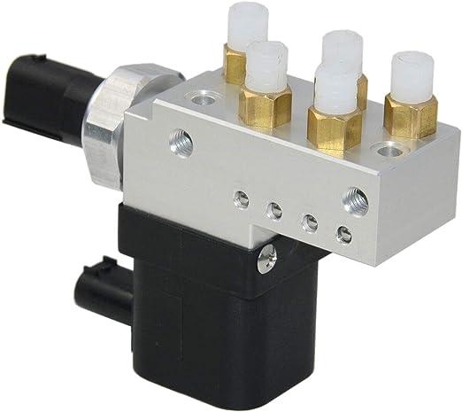 Luftfederungsventilblock 2113200158 A2113200158 Auto