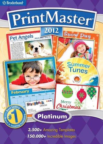 PrintMaster 2012 Platinum PC [Download]