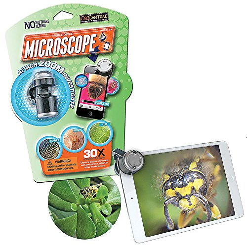 Geo Central Mobile Device Microscope product image