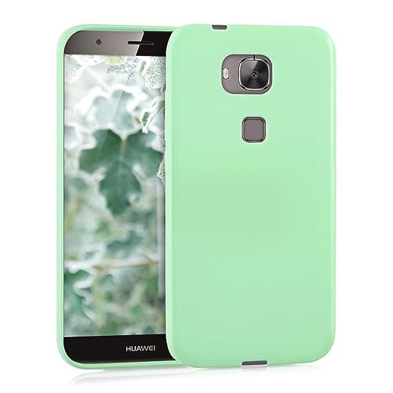 bd61e939b68 kwmobile 35173.71 Funda para teléfono móvil Color Menta - Fundas para  teléfonos móviles (Funda, Huawei, G8 / GX8, Color Menta): Amazon.com.mx:  Electrónicos