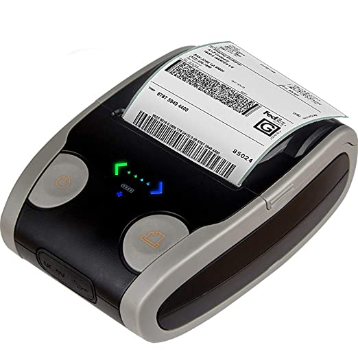OMEE Impresora Térmica de Tickets y Recibos 58MM Bluetooth ...
