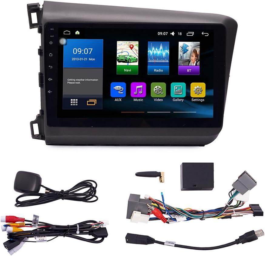 Android 10 Autoradio Autonavigation Steuergerät Stereo Multimedia Player Geographisches Positionierungs System Radio 2 5 D