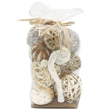 Jodhpuri Inc. vase-fillers, White