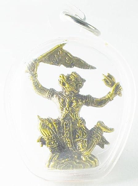 Thai Amulets Lord Hanuman Thai Buddha Amulet Pendant Talisman