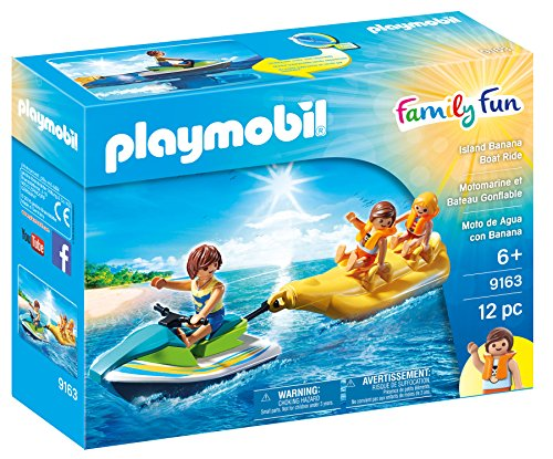 PLAYMOBIL Island Banana Boat Ride
