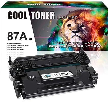 Cool Toner - Cartucho de tóner Compatible para Impresora HP ...