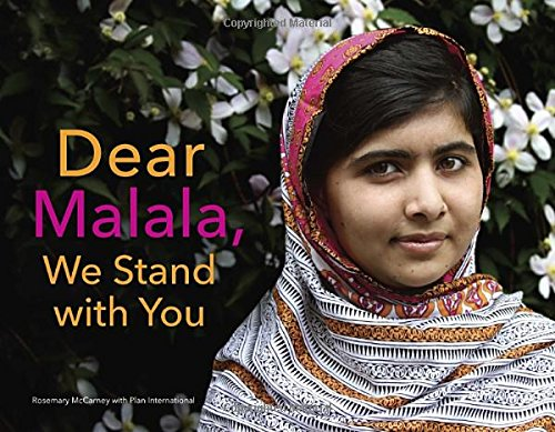 Every Young Girls Battle (Dear Malala, We Stand with You)