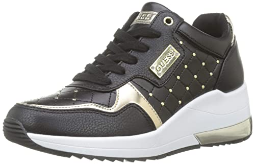 Guess, Marlyn Natural FL5MR2 FAL12, Sneakers Beige per Donna