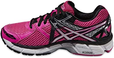 Asics Gel Indicate Womens Running Shoes Hot Pink Silver 2015 YCSports (6 UK): Amazon.es: Zapatos y complementos