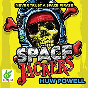 Spacejackers Audiobook