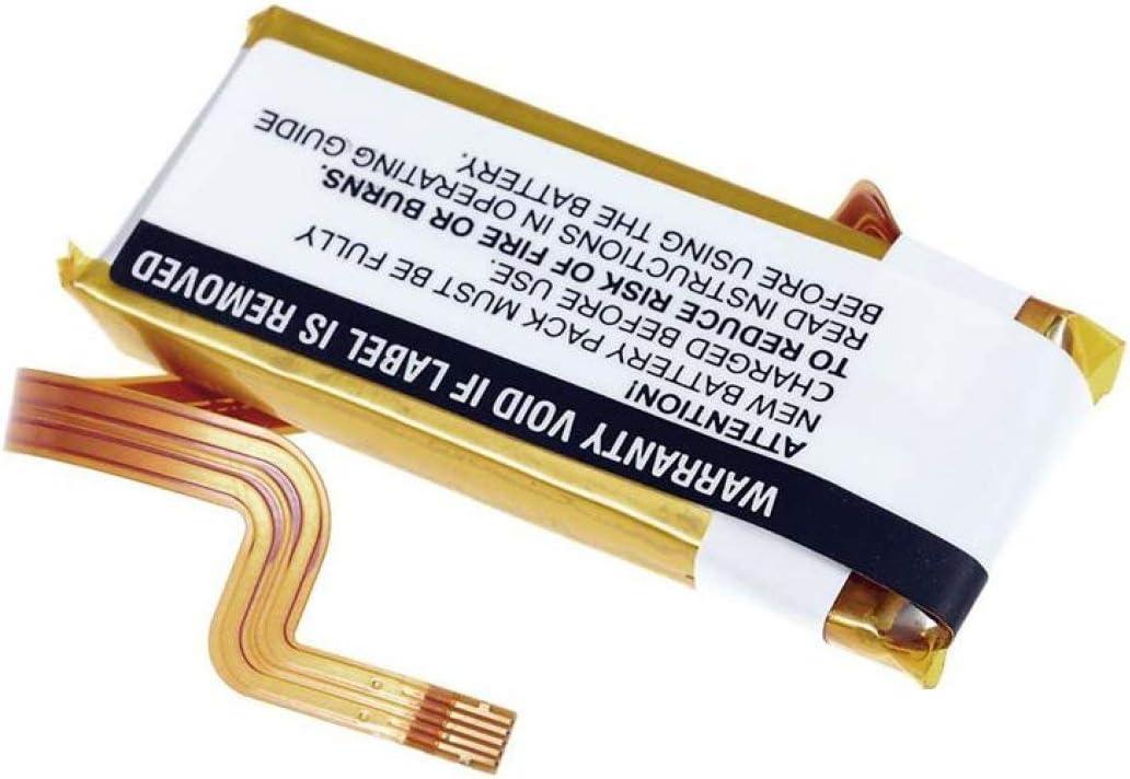 Battery for Apple iPod 5th generation 30GB 3,7V Li-Polymer
