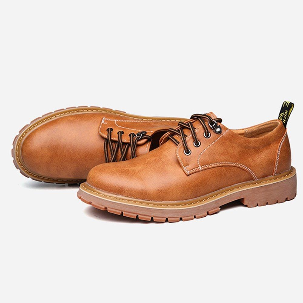 Hombres Trabajo Perturbador De Cuero No Zapatos Para Pu thsCrQdx