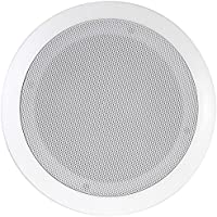 6 Ceiling Speaker Pair - with 30W Stereo Amplifier and Bluetooth
