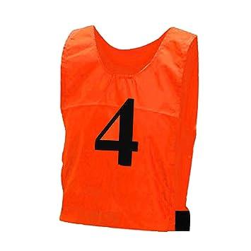 10 x Deportes Fútbol formación baberos numeración 1 – 10 impresión equipo  de fútbol RUGBY MATCH 8db4a55d13825