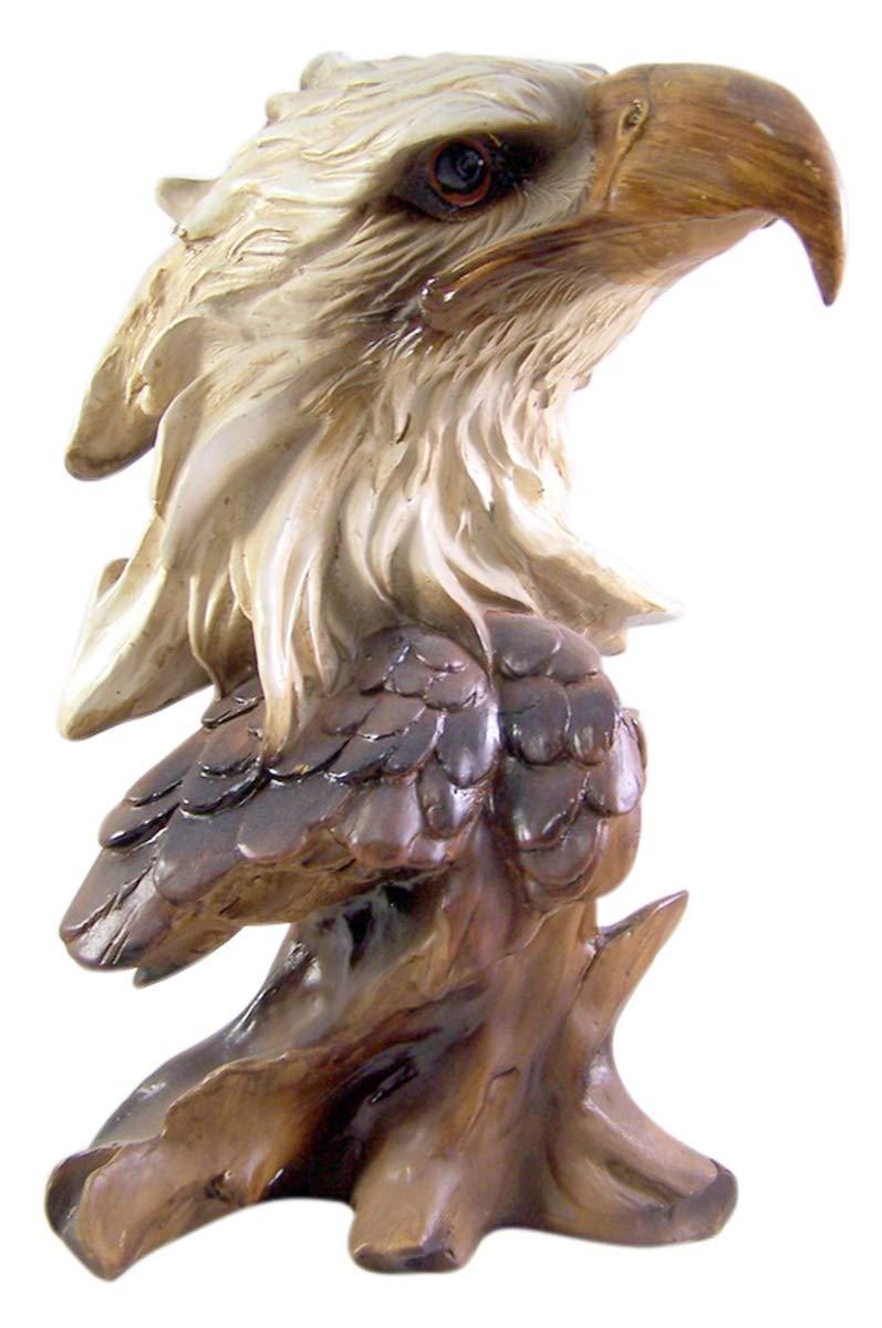 Bald Eagle Patriotic Statue 10 1//2 Inch