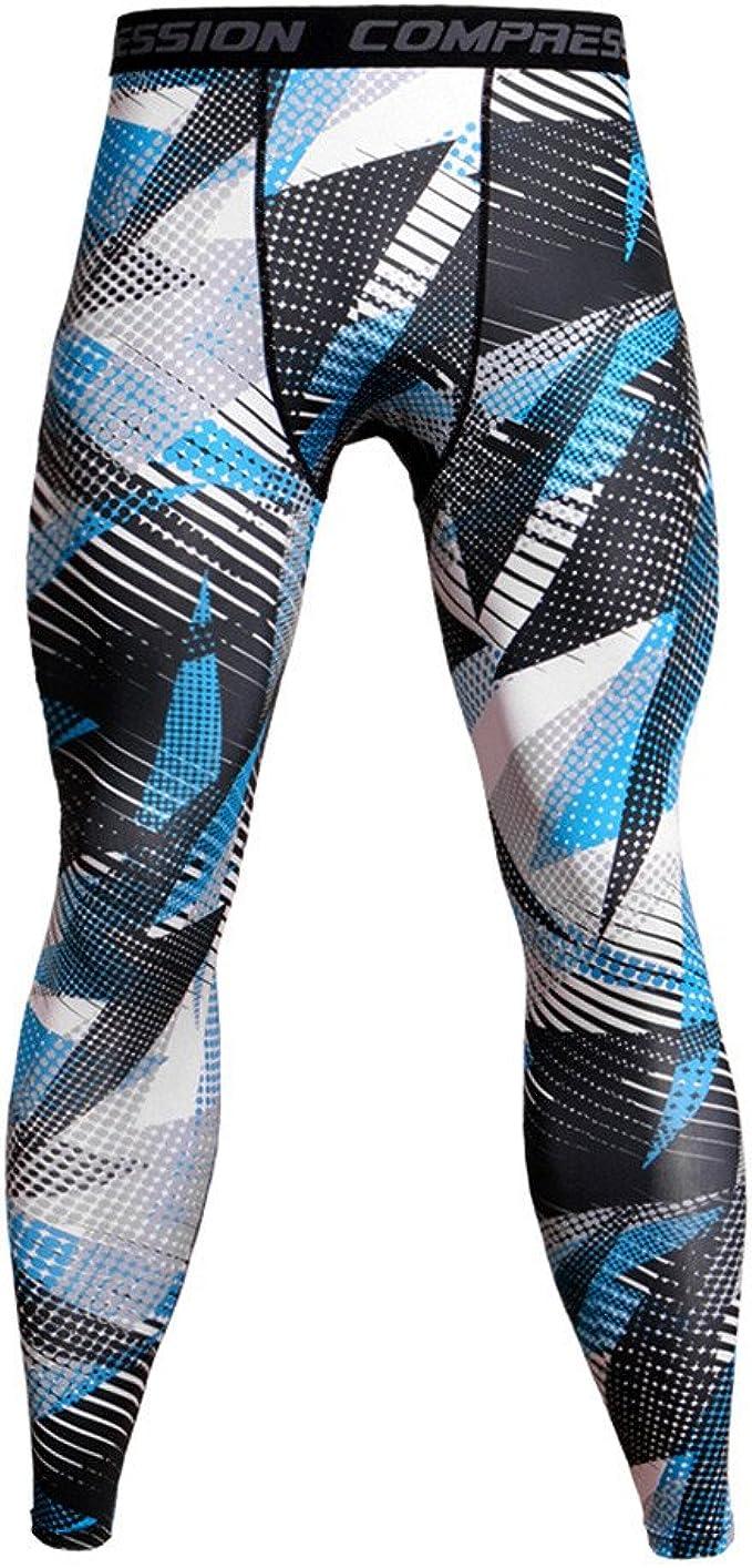VPASS Pantalones para Hombre, Chándal de Hombres Impresión ...