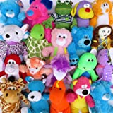 Discount Plush Premium Medium (9''-12'') Generic Plush Mix - 50 pack