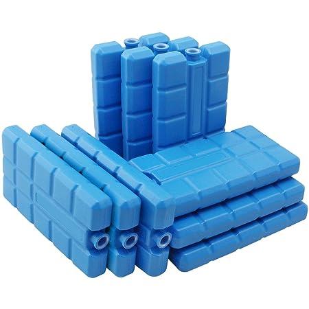 Compra com-four® 9X Batería de refrigeración en Azul - Elementos ...