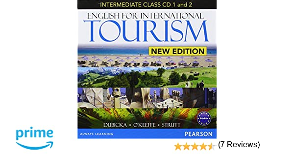 English for International Tourism Intermediate Class CD 2 English for Tourism: Amazon.es: Peter Strutt: Libros en idiomas extranjeros