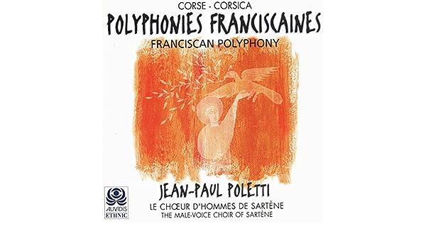 Miseremini Mei by Chœur dhommes de Sartène Jean-Paul Poletti on Amazon Music - Amazon.com