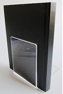 klar VE=2 St/ück LE-ONs/® Buchst/ützen aus Acryl 12 x 12 x 17 cm