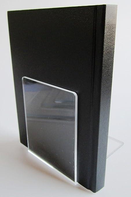 KINGFOM Sottomano da scrivania in Pelle Ultra Liscio 60 x 45 cm Colore Marrone