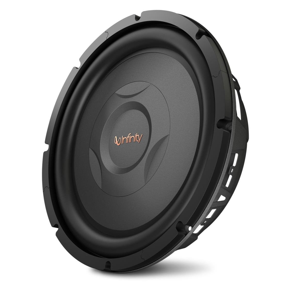 Infinity Reference REF1200S 12'' Shallow Mount Subwoofer by Infinity