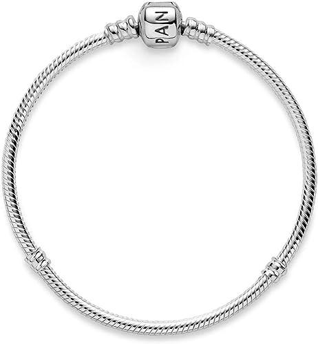 Pandora Femme Argent Bracelets charms - 590702HV-15