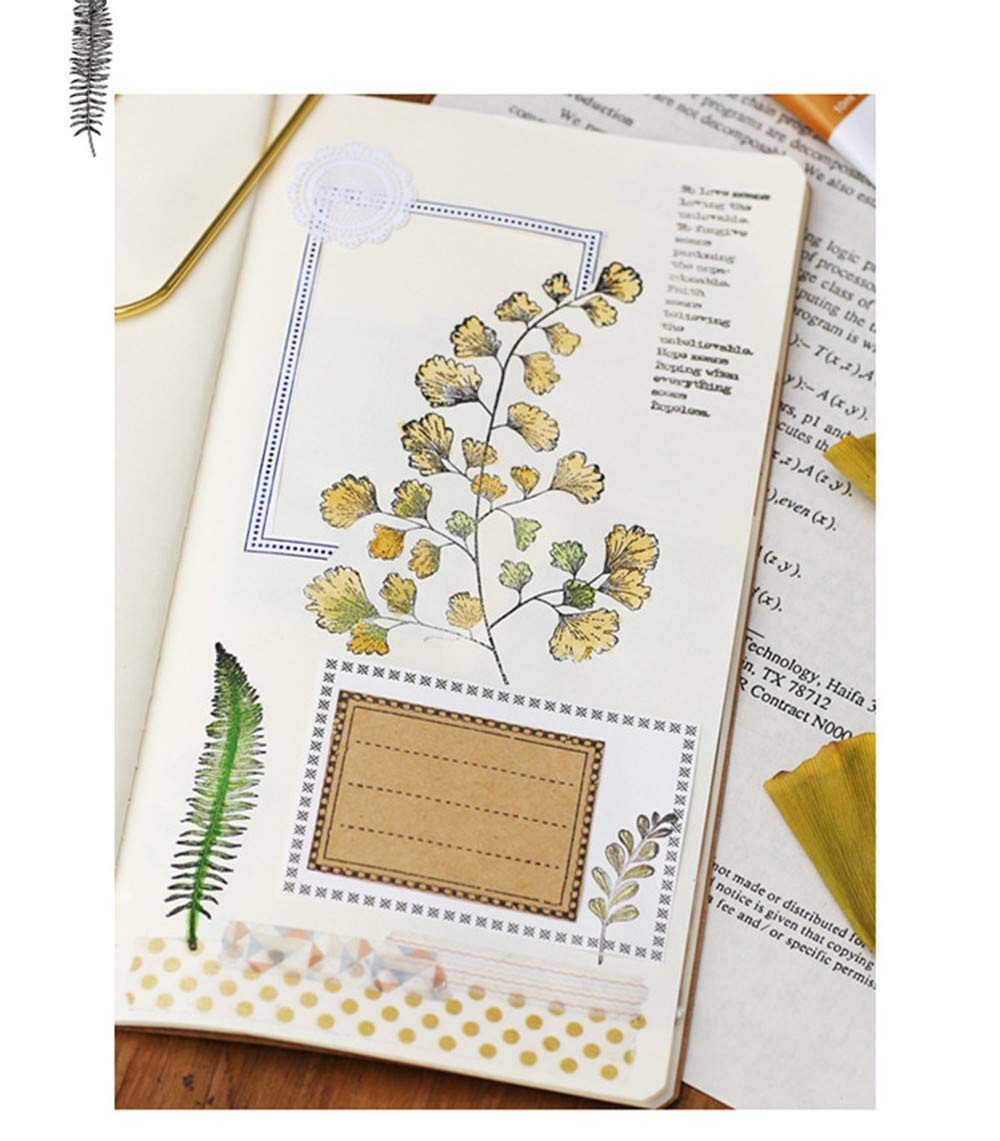Just for You DIY Flowers Leaves Stamp Rubber Clear Stamp//Seal Scrapbook//Photo Album Decorative Card Making Clear Stamps