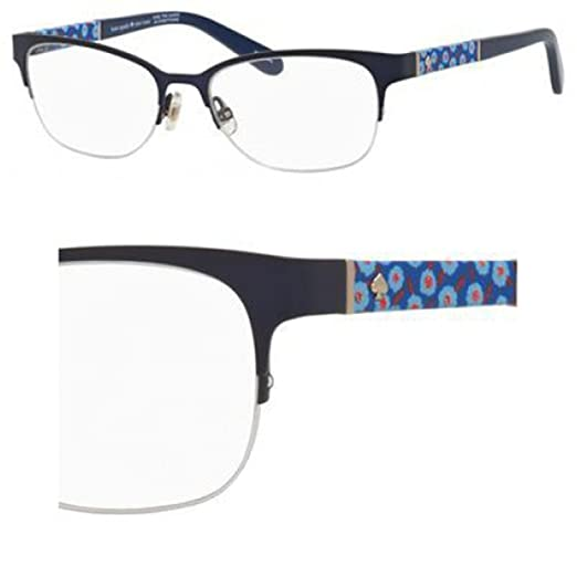 54c951d7c52a5 Image Unavailable. Image not available for. Color  Eyeglasses Kate Spade  Valary 0GF5 Blue ...