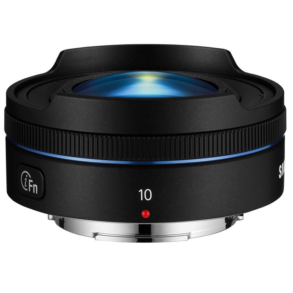 Samsung NX 10mm Fish Eye Camera Lens (Black) by Samsung (Image #5)