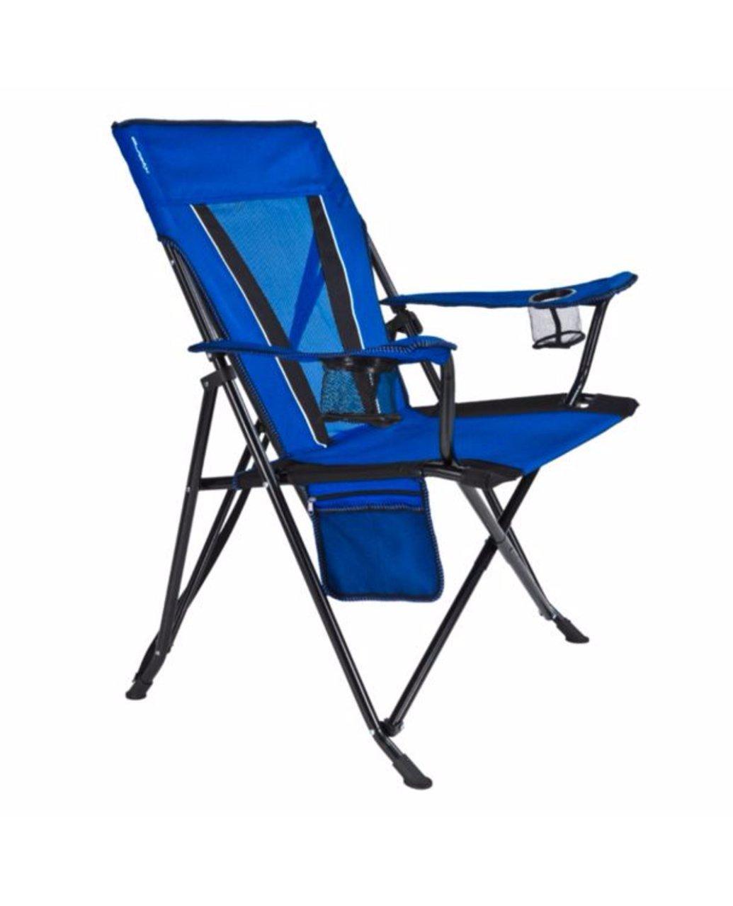 Kijaro Xxl Dual Lock Oversized Chair Maldives Blue pack 2