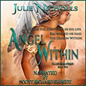 Angel Within: Fallen Angels, Book 2 | Julie Nicholls